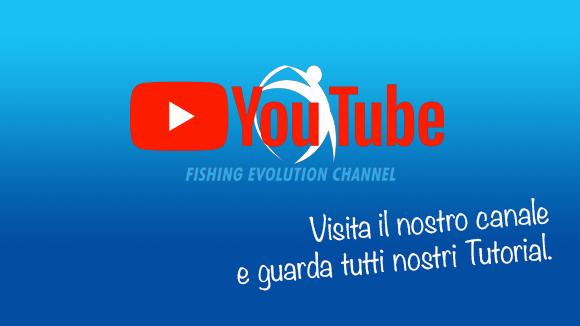 Iscriviti al canale YT per vedere tutti i Tutorial Fishing Evolution