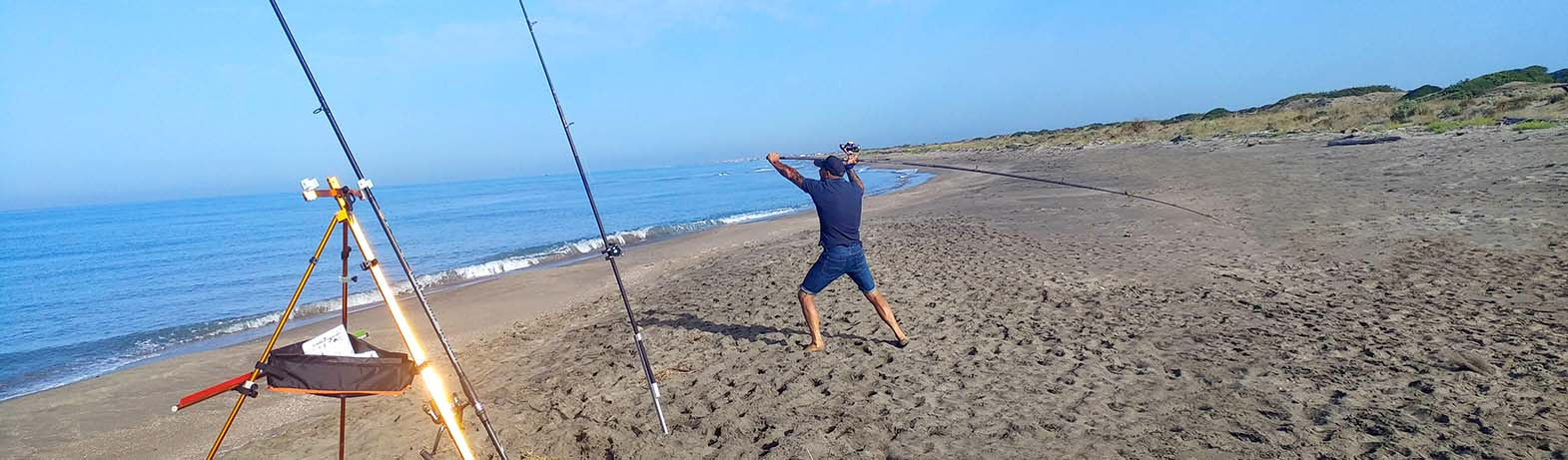 Travi SurfCasting
