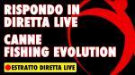 🔴 Rispondo in Live ad una Domanda sulle Canne Fishing Evolution