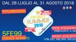 Promo Sito-Negozio Summer 2018