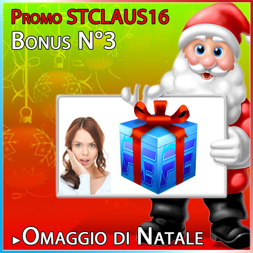 STCLAUS16: Omaggio di Natale
