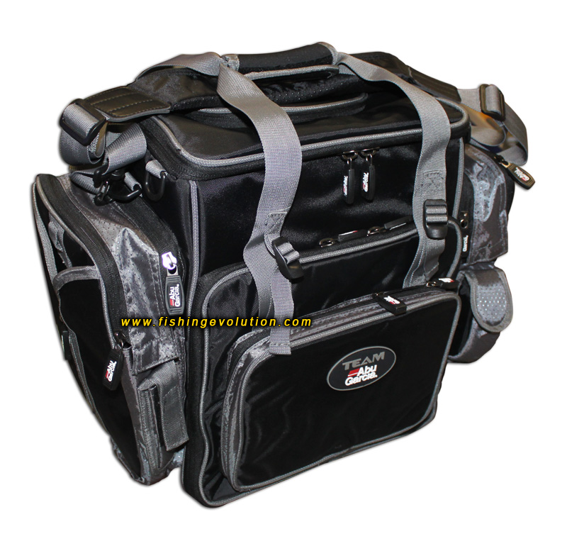 Borsa soft tackle con scatole