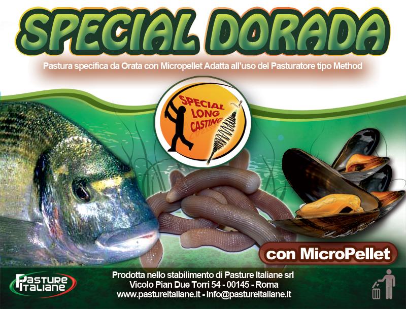 Special Dorada + Pasturatore