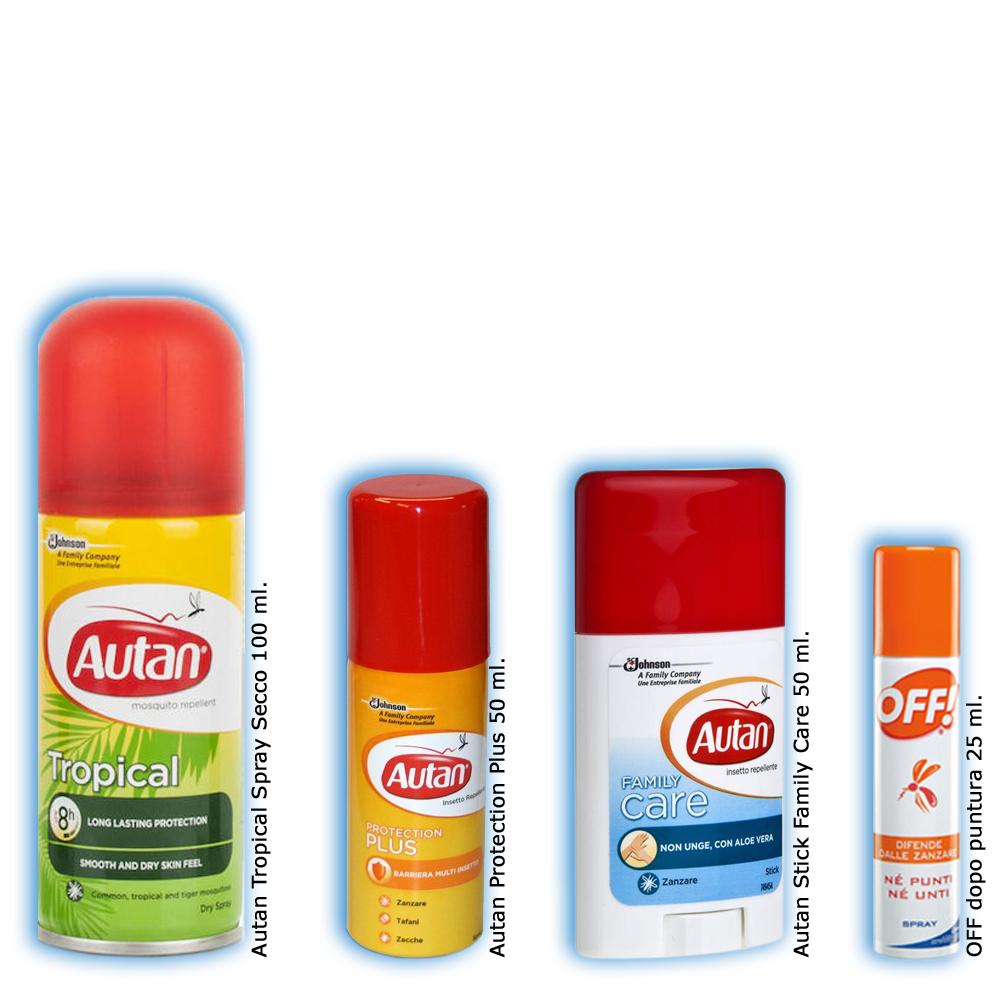 Prodotti Anti Zanzare