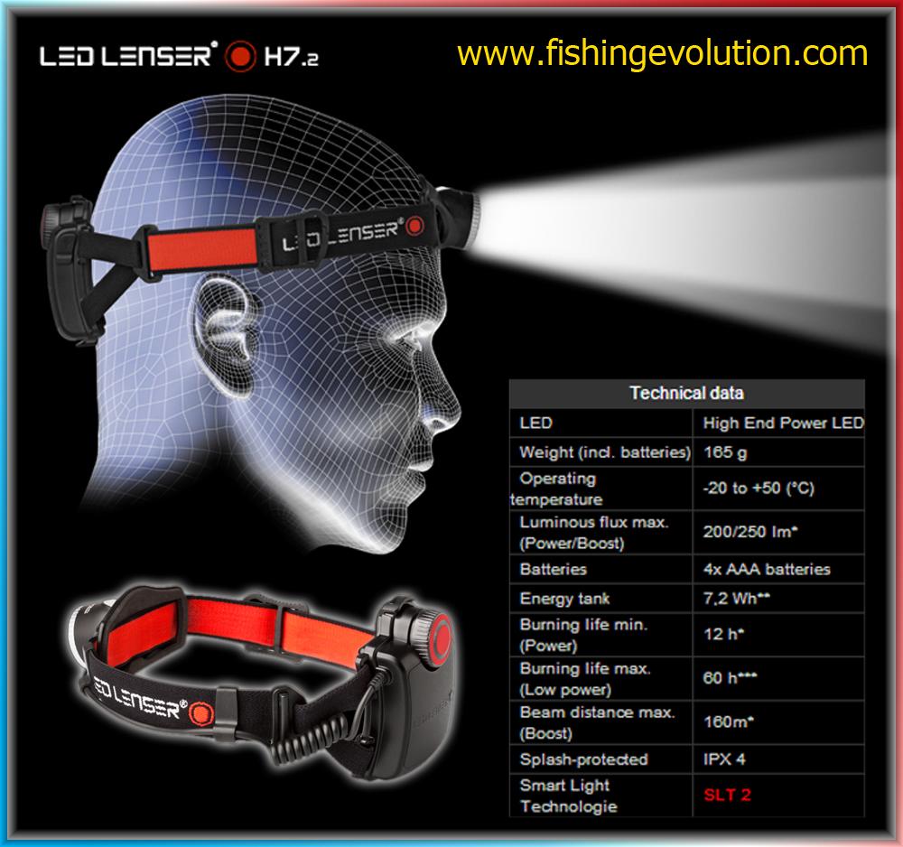 Lenser H7.2
