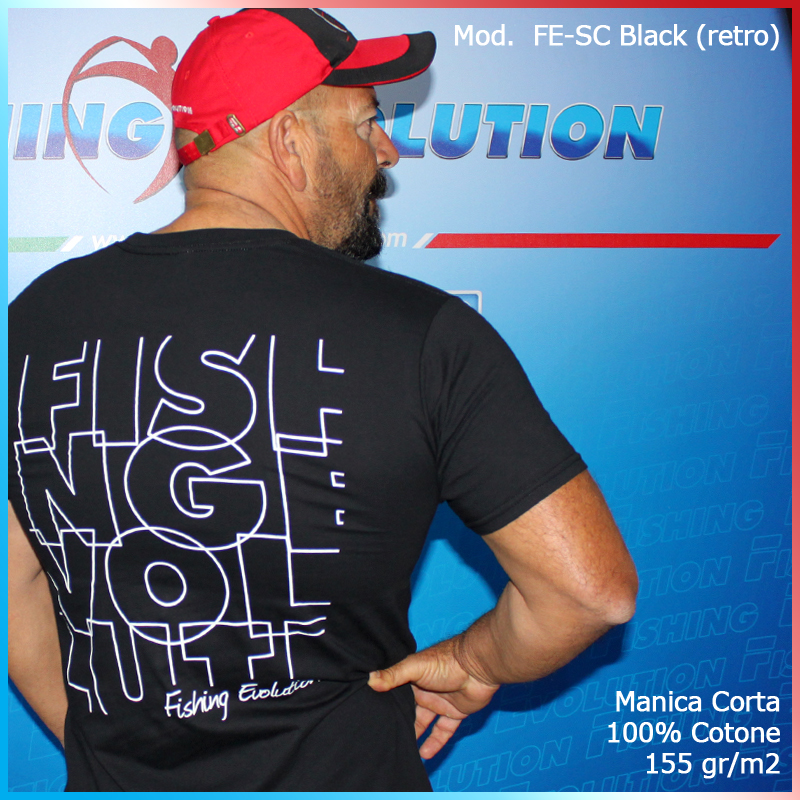 T-Shirt FE-SC Black MC