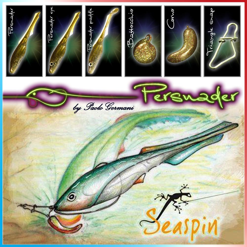 PENDOLINO - Persuader Paddle 13 cm. - 9,0 gr.