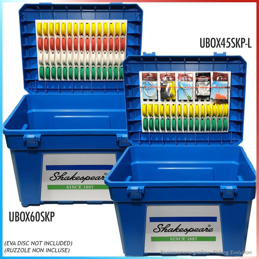 UnderBox per Seat Box Shakespeare (UBOX60SKP e UBOX45SKP-L)