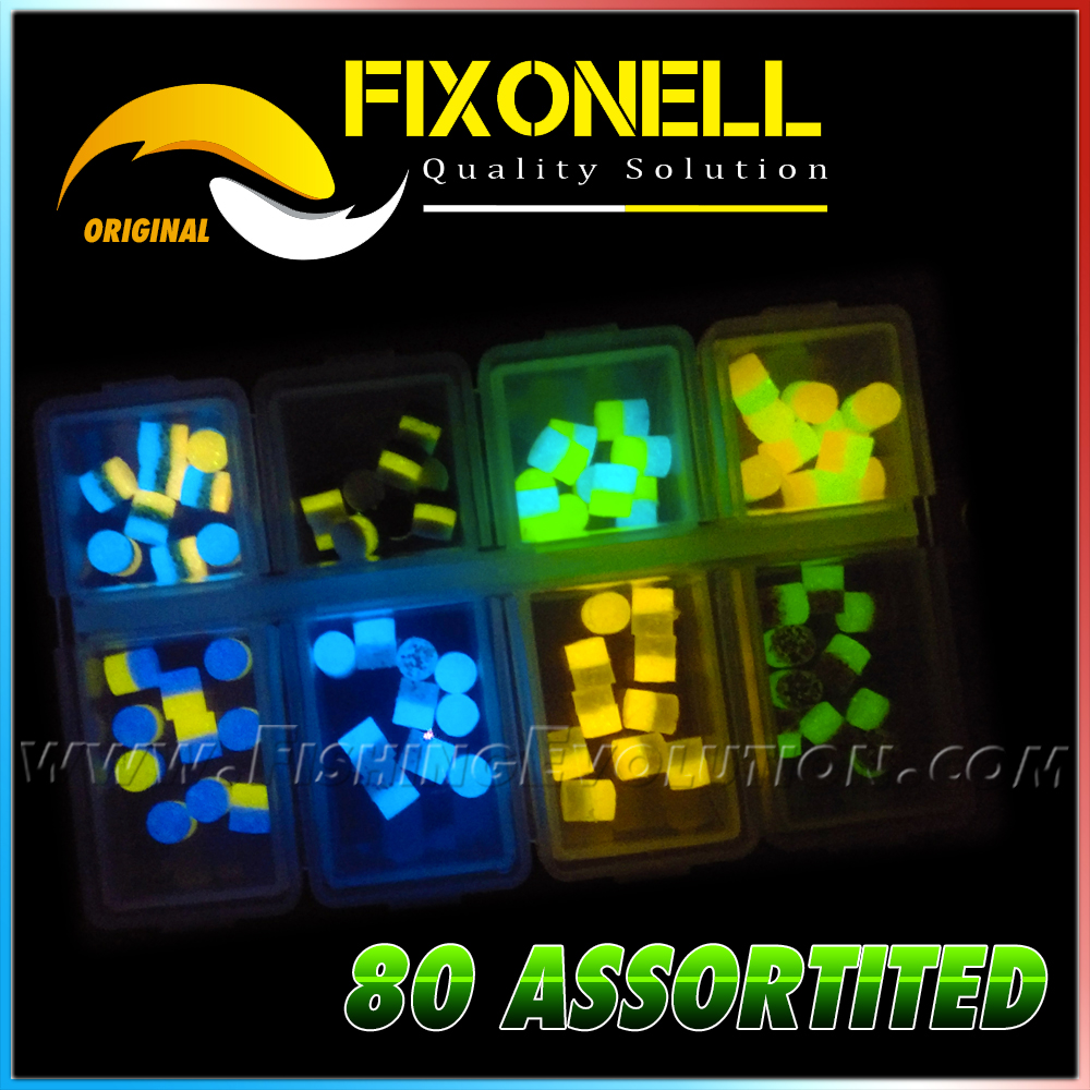 Scatola 80 Fixonell Assortiti