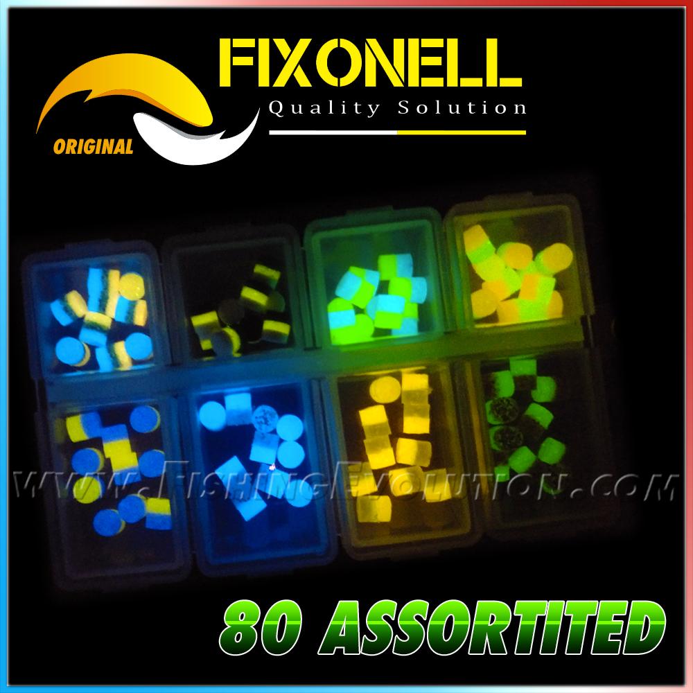Fixonell Scatola 80 fixonell assortiti