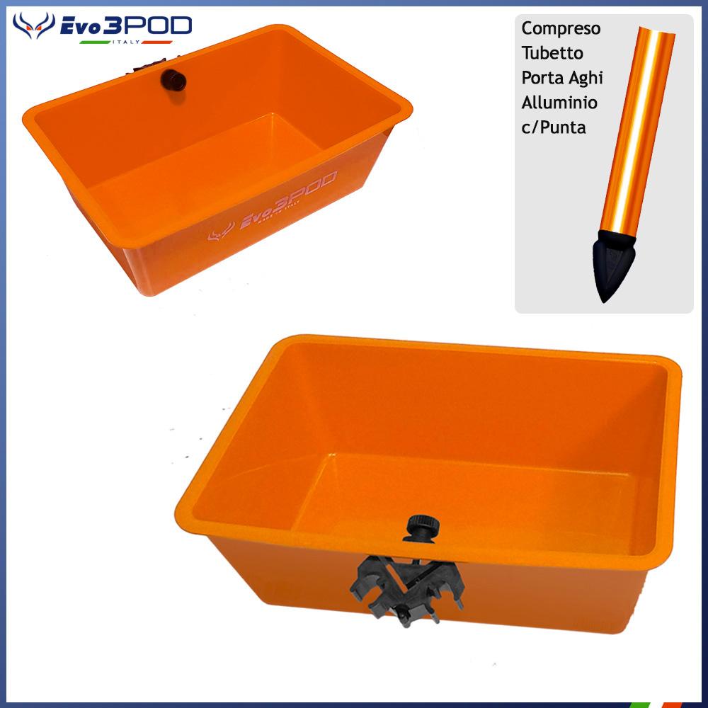 Big Basket Orange+ Porta Aghi Orange