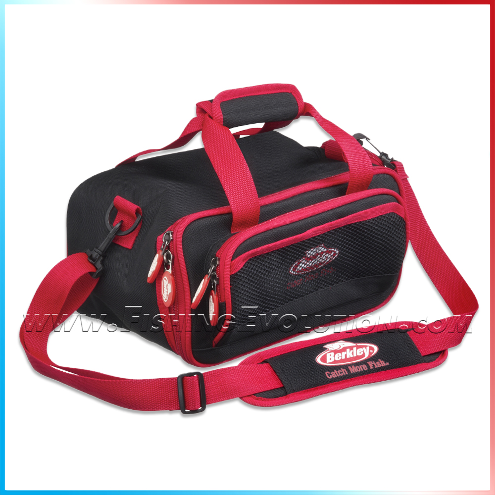 Powerbait Bag Red M (1345048)