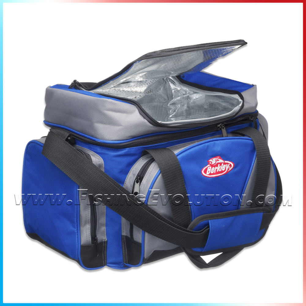 System Bag L Blue-Grey + 4 Boxes (1345045)