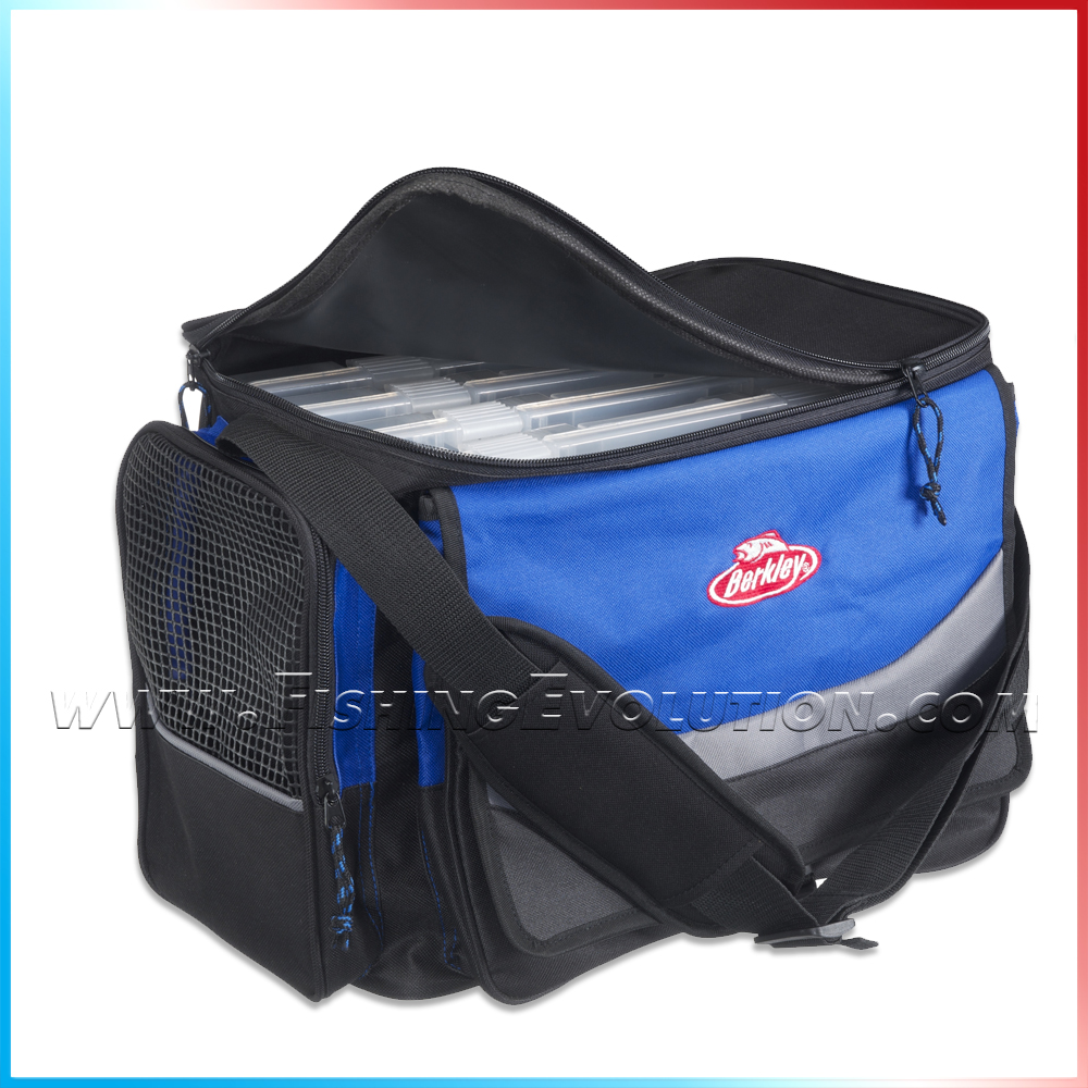 System Bag XL Blue-Grey + 4 Boxes (1345046)