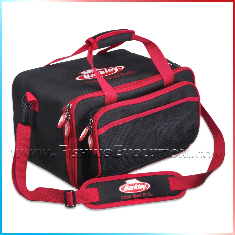 Powerbait Bag Red L (1345049)