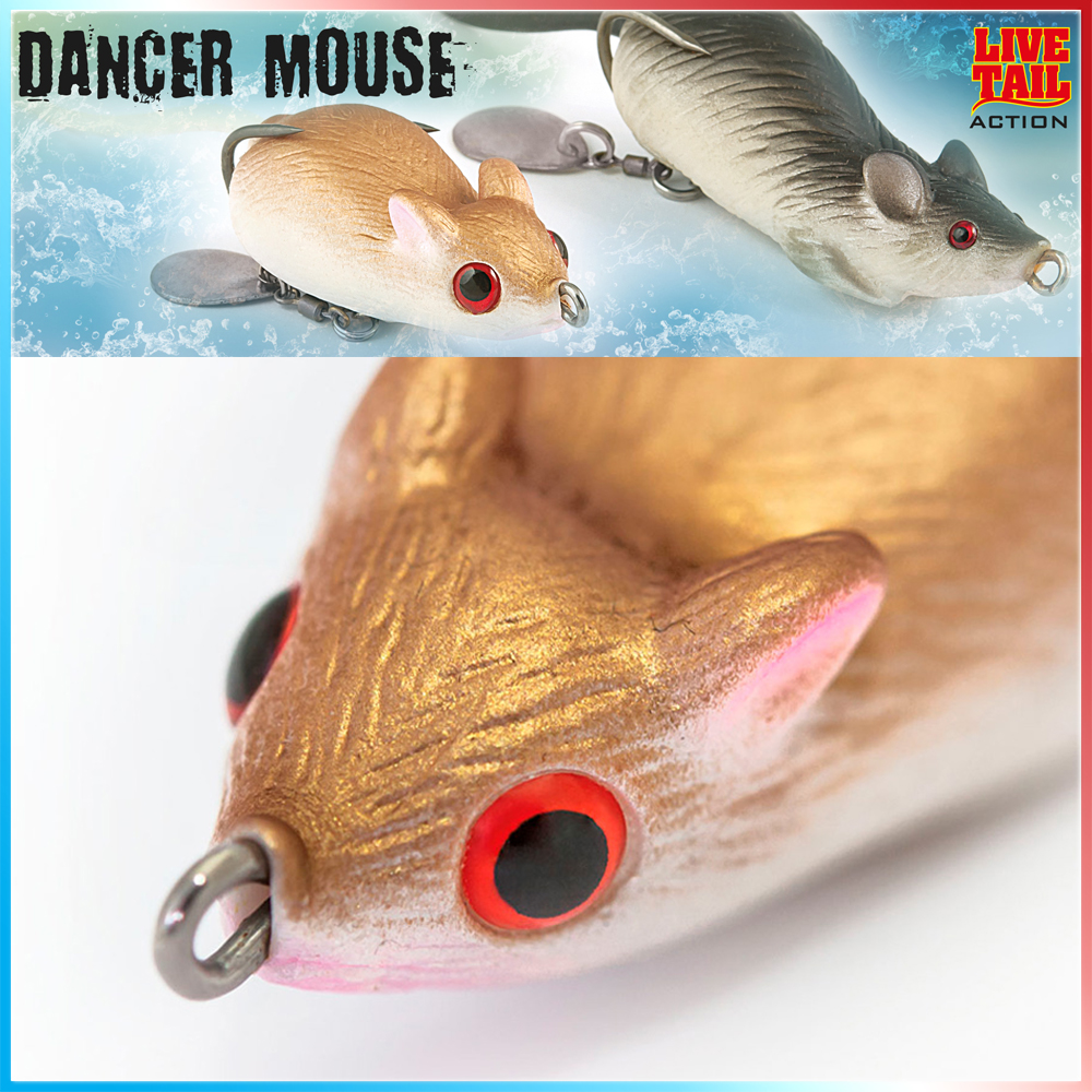 Dancer Mouse 45mm