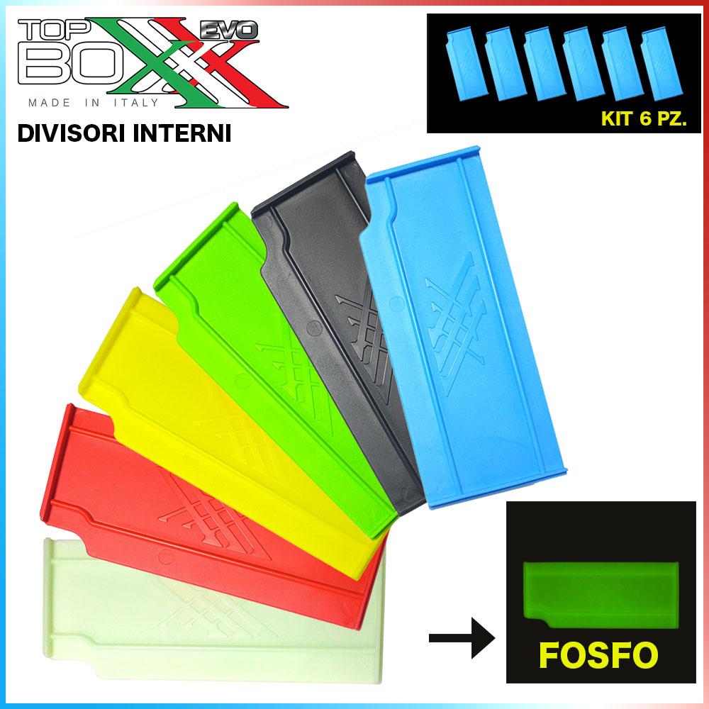 Kit 6 Divisori Interni Top Boxxx Evo [2.18]