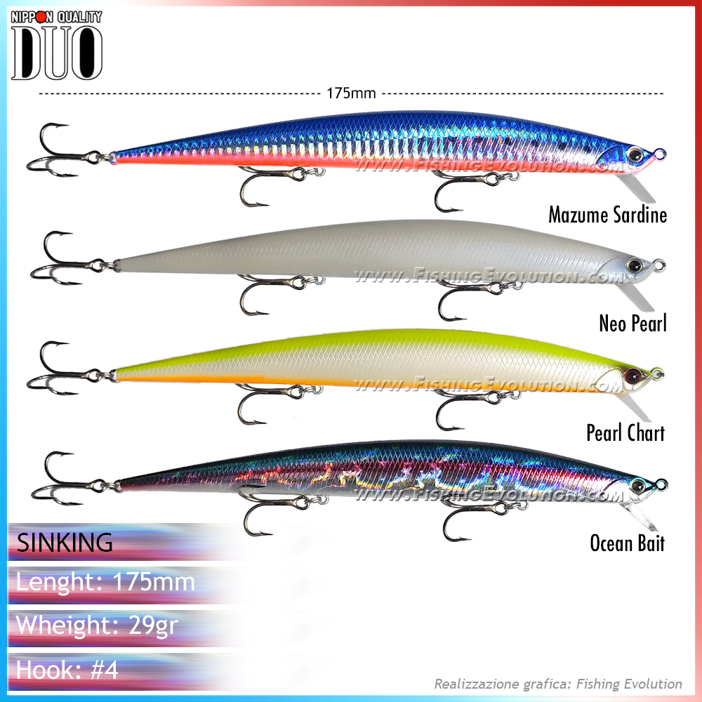 Tide Minnow Slim 175 Flyer