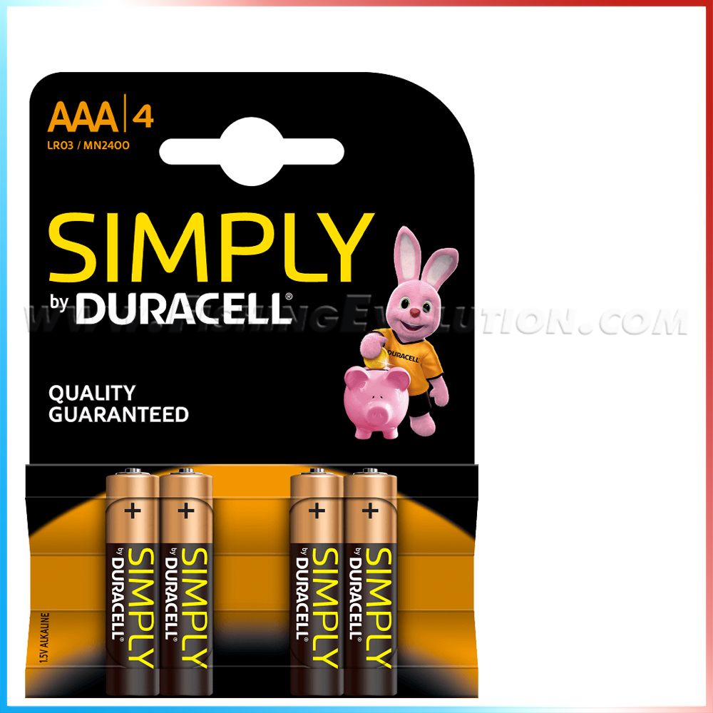 Duracell Mini stilo AAA