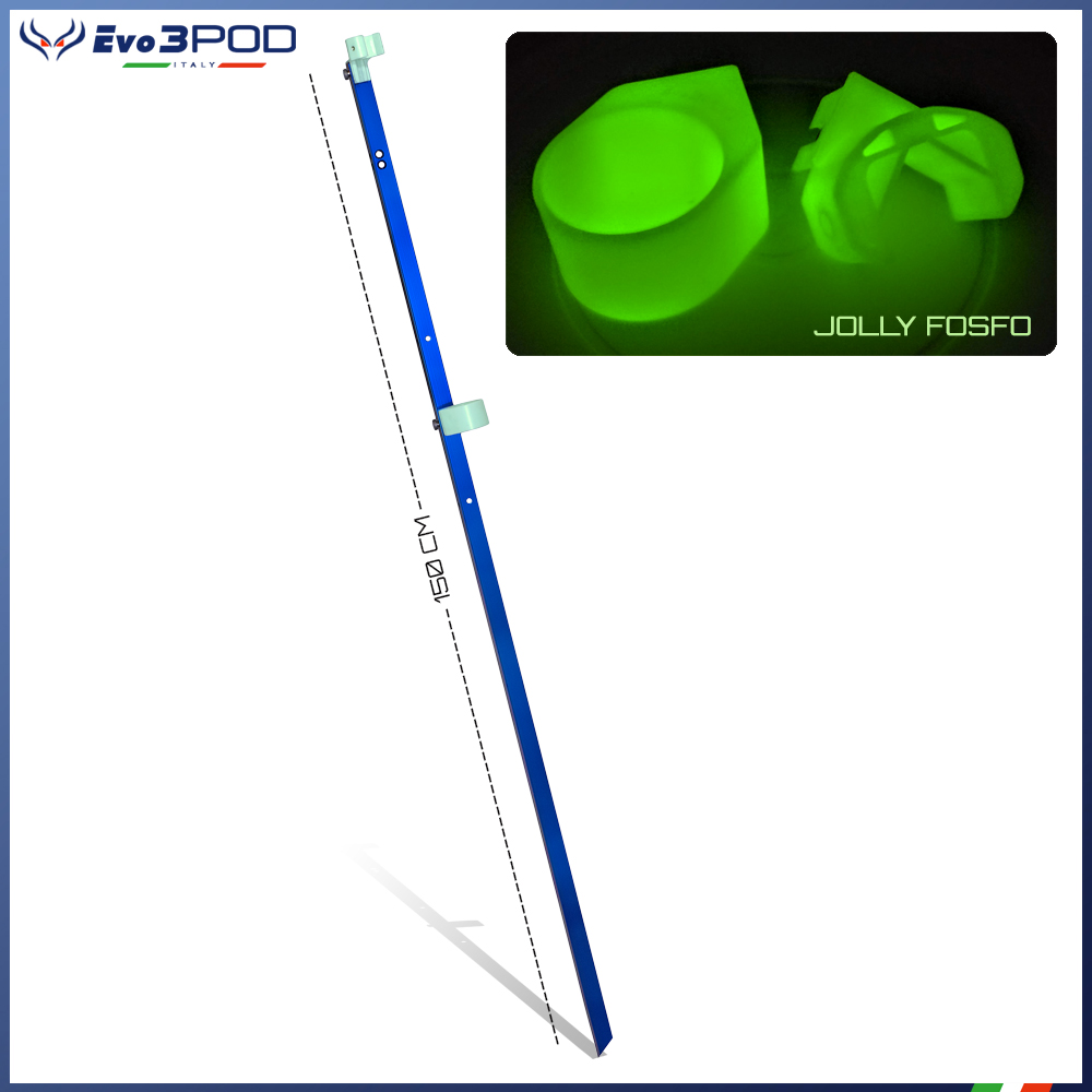 Anodised Sand Spike 150 cm