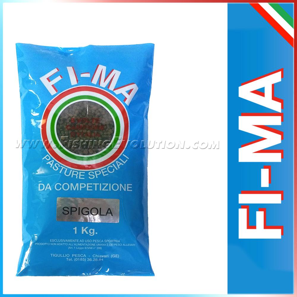 Pellet Speciale Spigola 4 mm 1KG