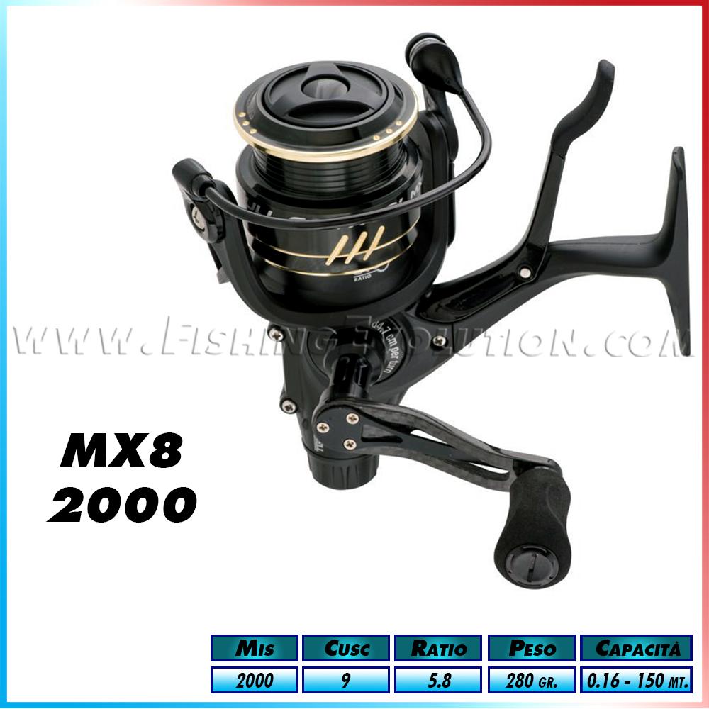 Mitchell Full Control MX8 4000