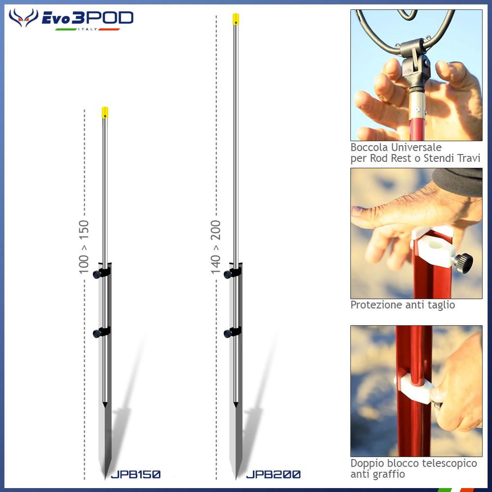 Evo3pod Picchetto japan style basic