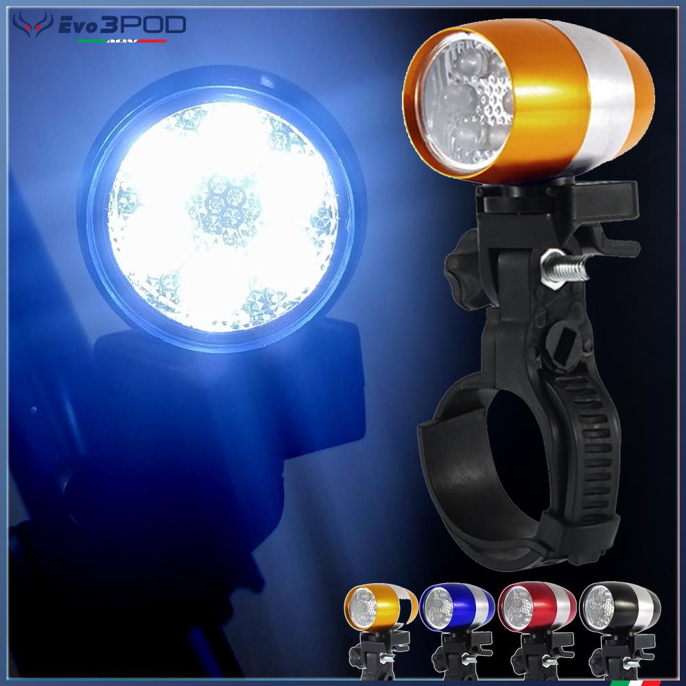 Lampadina Led Ultra Bright per Evo3POD Orange
