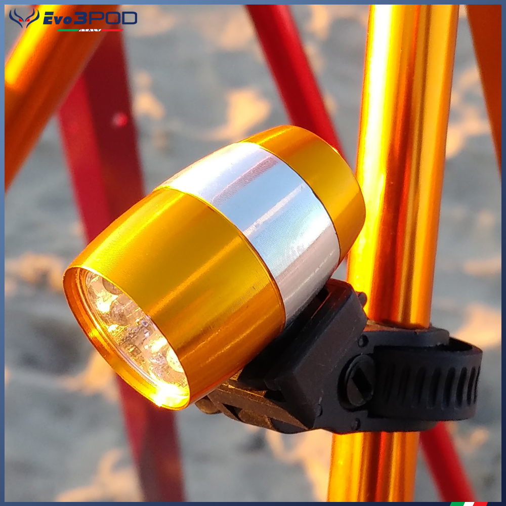 Evo3pod Lampadina led ultra bright per evo3pod orange