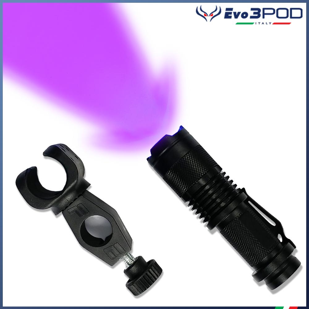 Lampada UV Power + Adattatore