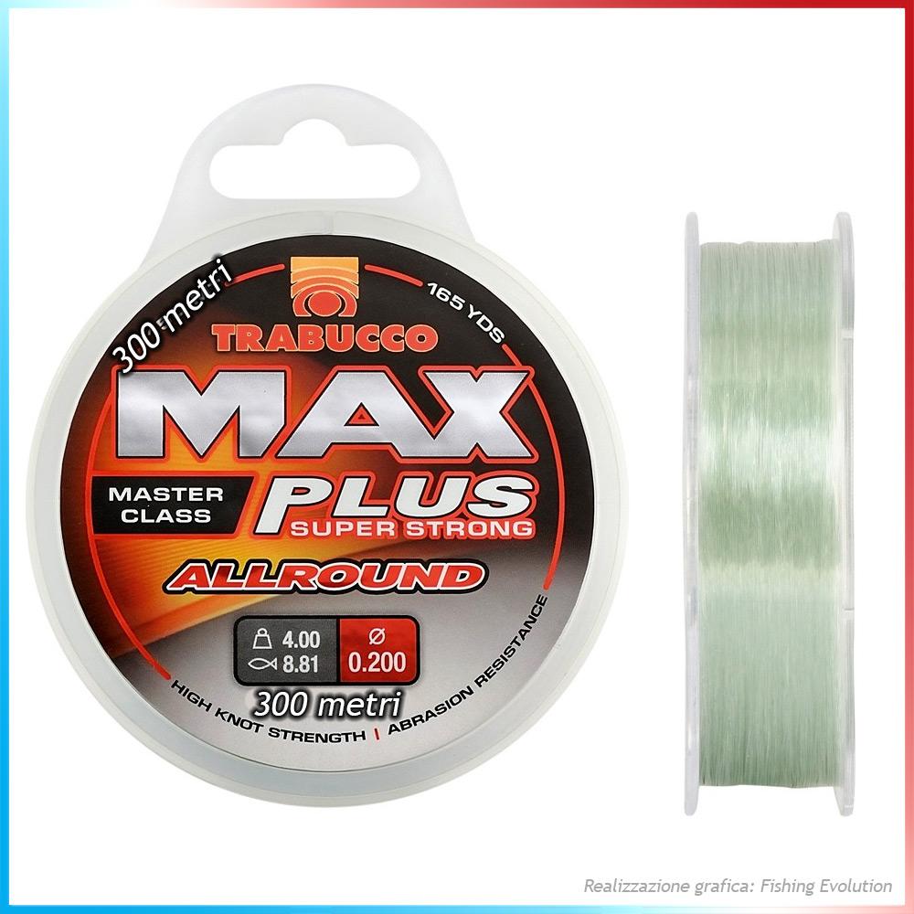 Max Plus Super Strong 300 mt