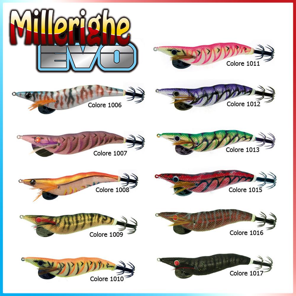 Millerighe EVO Mis. 2.5