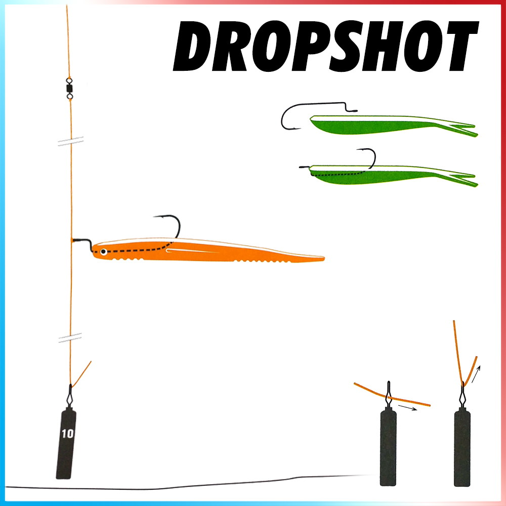 Dropshot Rig Kit 310103