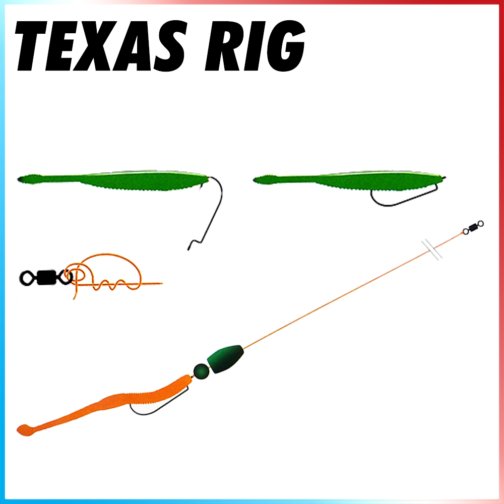 Texas Rig Kit col.01
