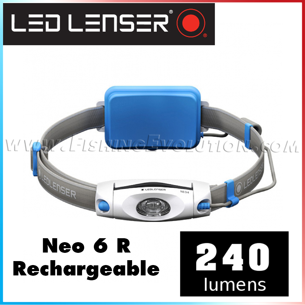 Neo 6 R 240 Lumens Rechargeable