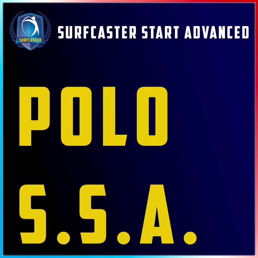 Polo SSA Premium con Nome