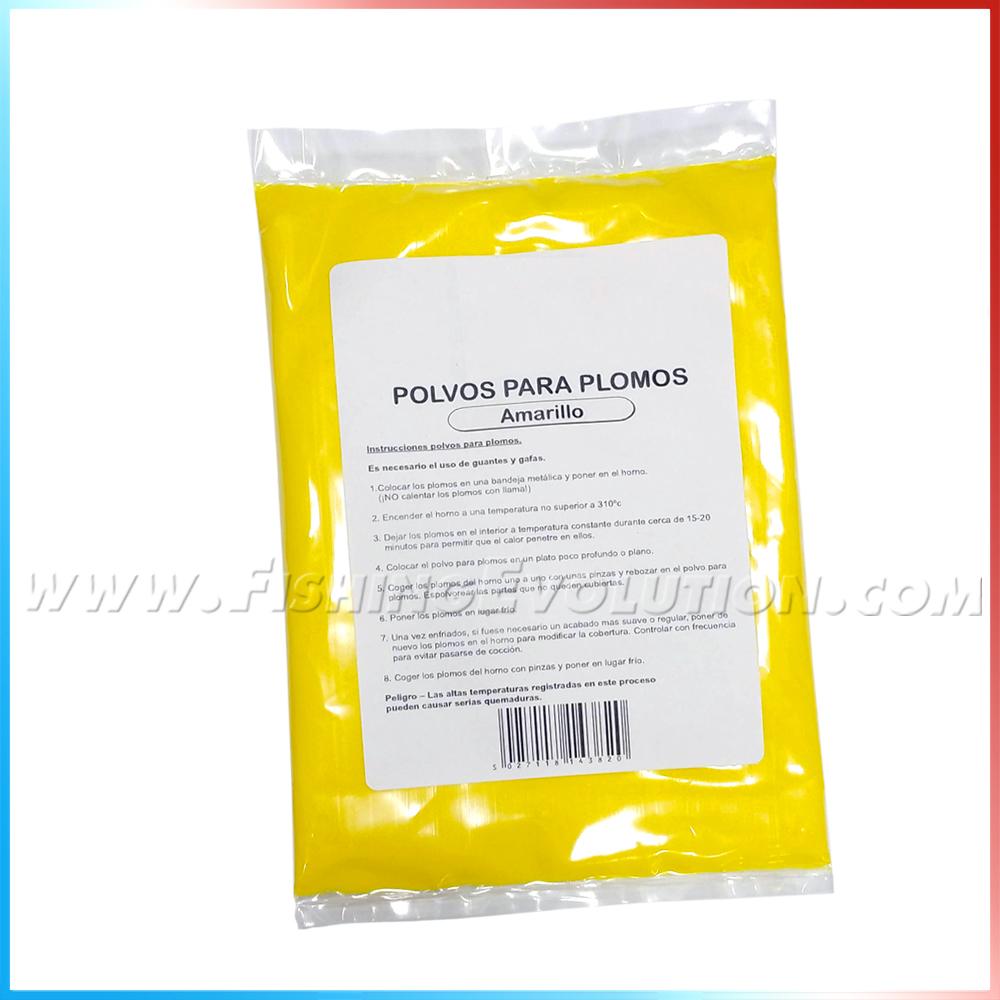 Polvere Plastificante Gialla 100 gr