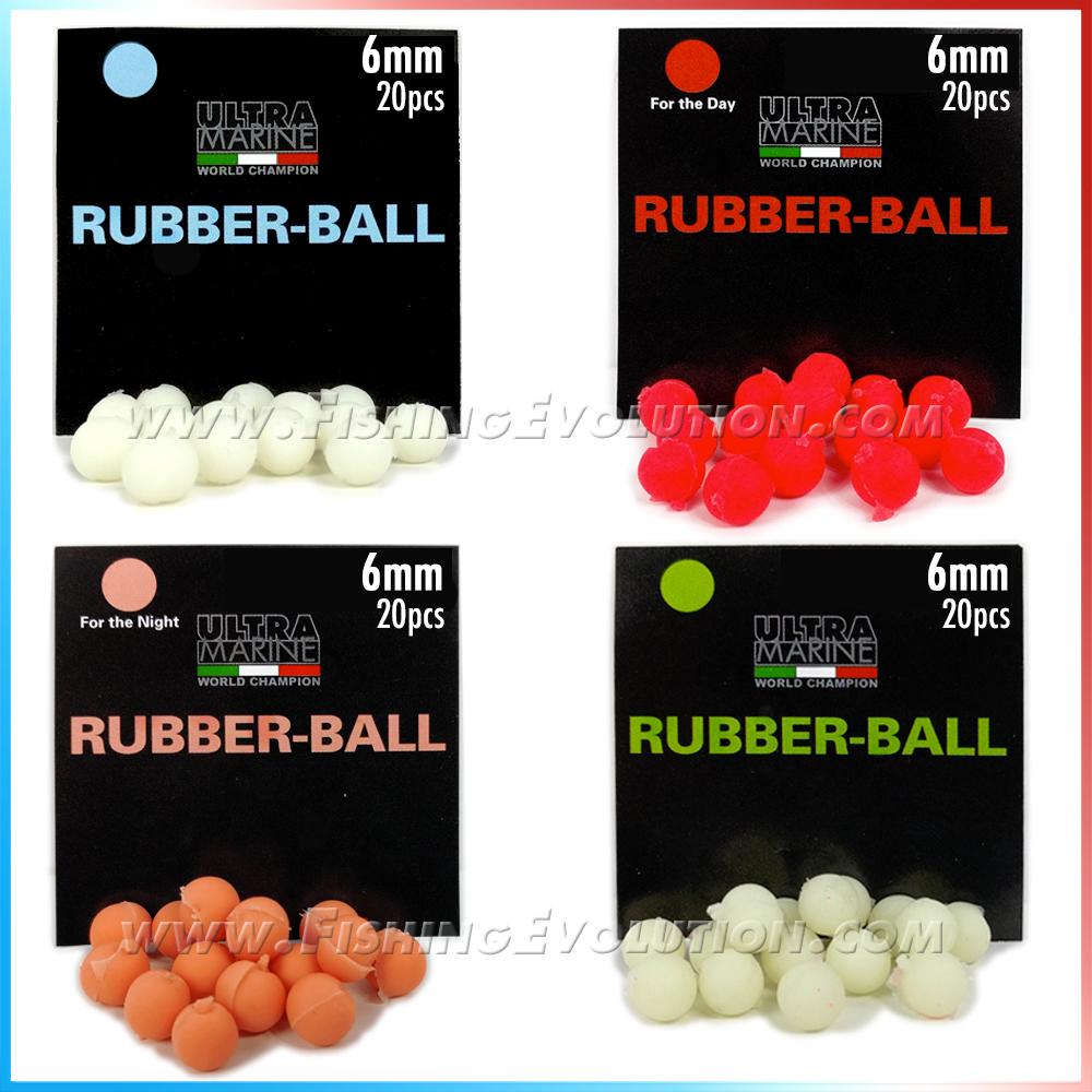 Rubber Ball Green