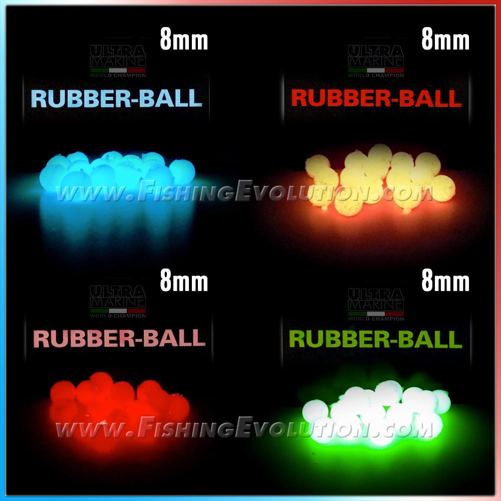 Rubber Ball 8mm.