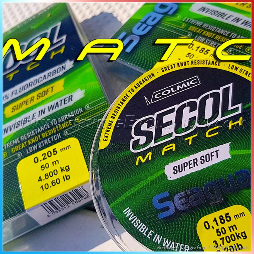 Seaguar - Secol Match Super Soft