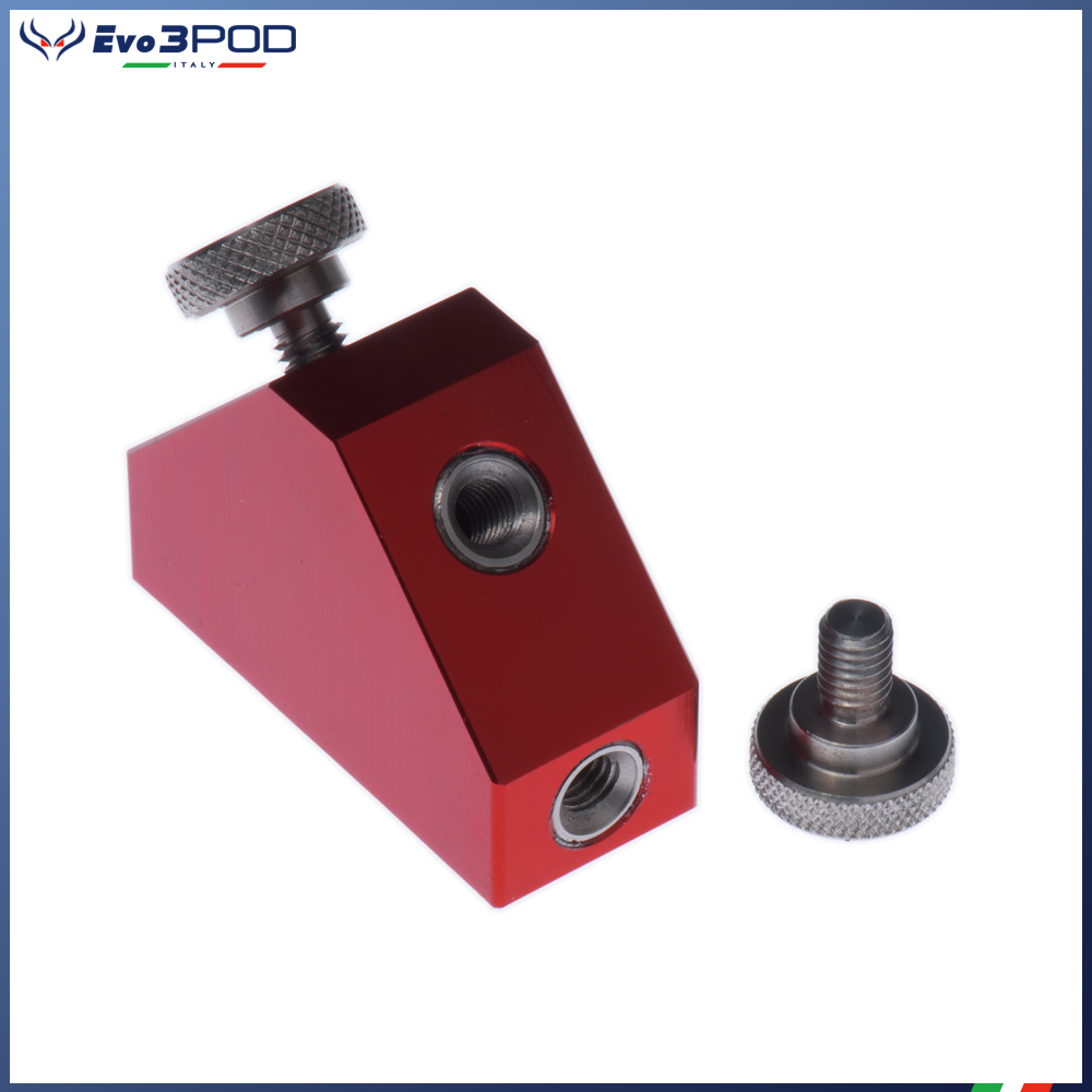 Evo3pod Triangolo porta accessori elite red