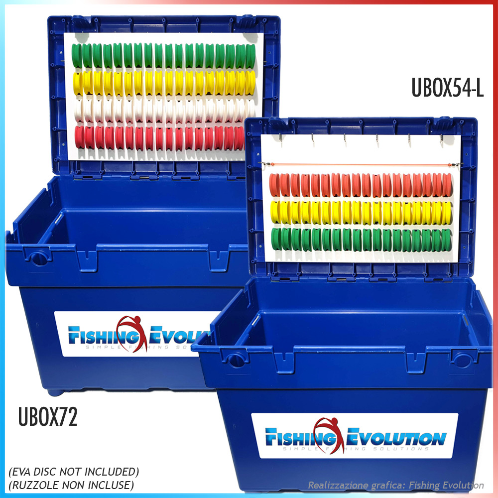 UnderBox per Seat Box Grande (UBOX72 e UBOX54-L)