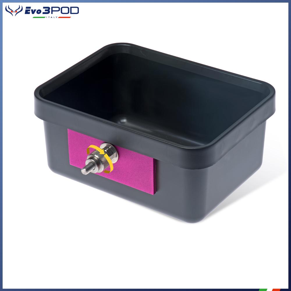 Vaschetta Plastica Profonda Piastrina Elite Pink