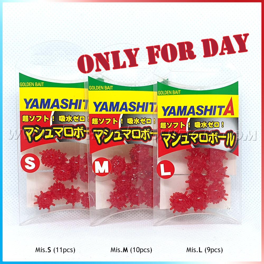 Golden Bait Marshmellow RED DAY