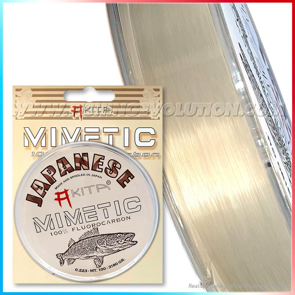 Mimetic 100% Fluorocarbon 100mt