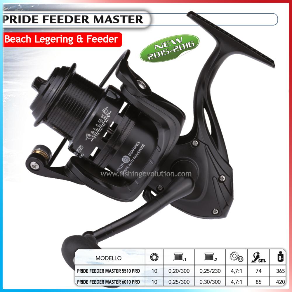 Alcedo Pride feeder master pro