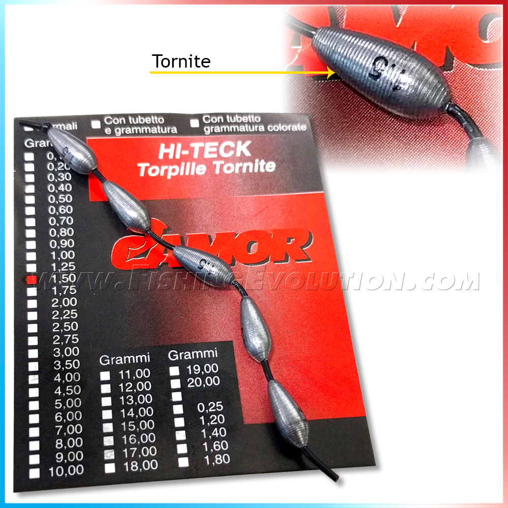 Torpille Tornite Hi-Tech