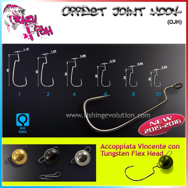 Amo Offset Joint Hook (OJH)