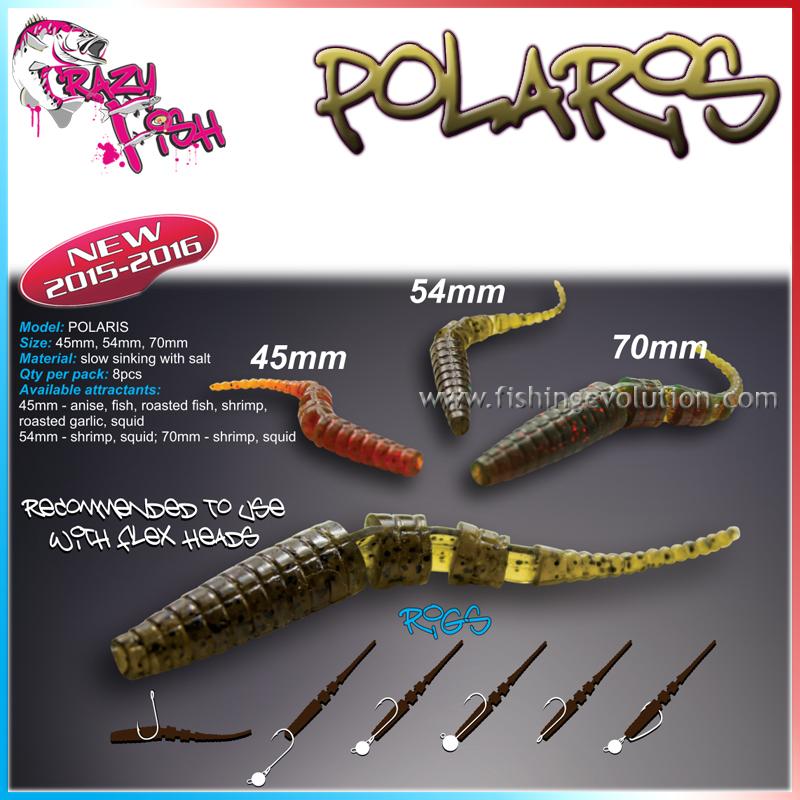 Polaris 4,5 cm.