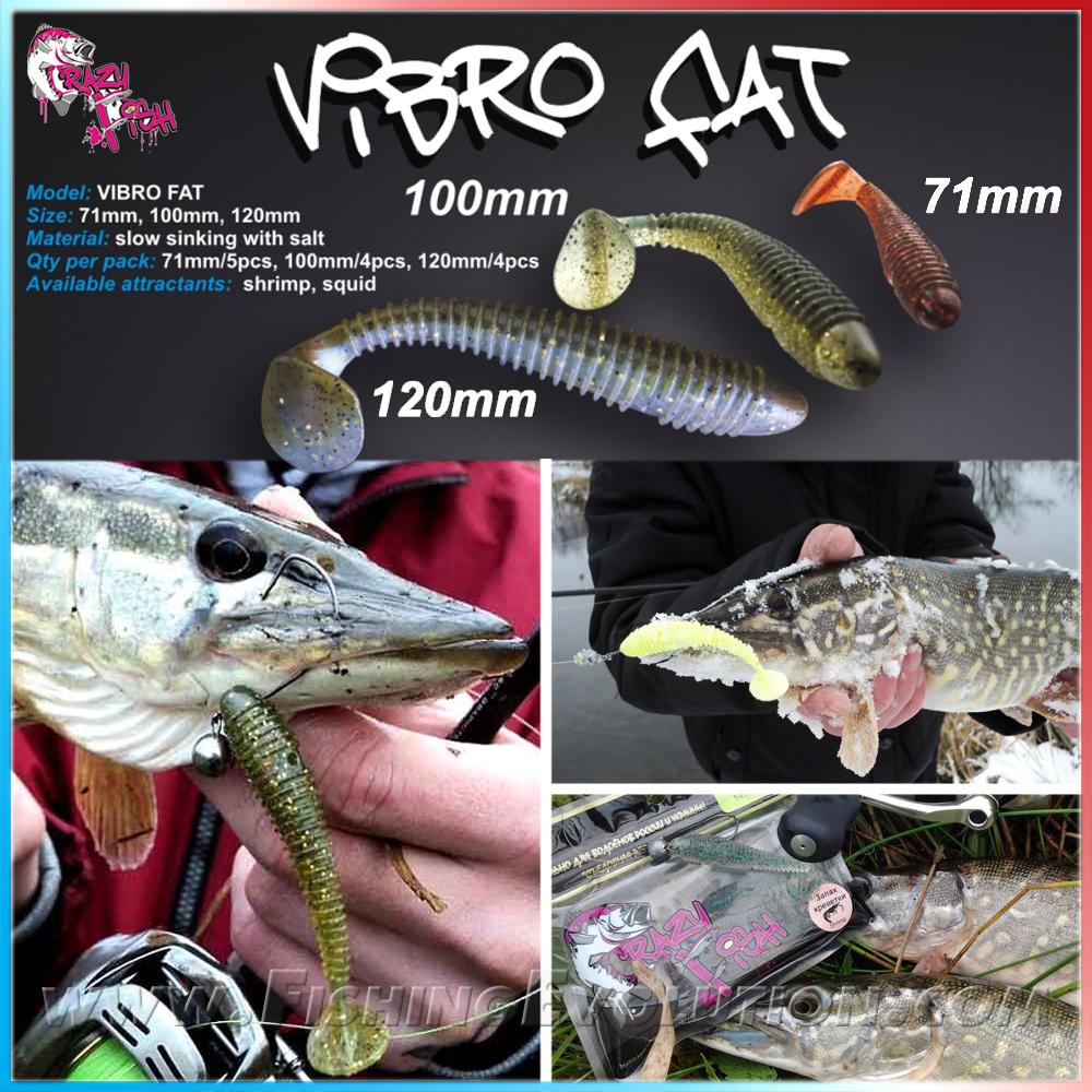 Vibro Fat 7.1 cm